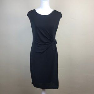 3/$30 - NWT The Limited Side Tie Ruched Dress